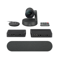 Logitech Rally Plus Camera Ultra-HD ConferenceCam [960-001224] - Конференц-система Rally большая