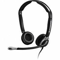 Sennheiser CC 540 [005360] - Профессиональная гарнитура с шумокомпенсирующим микрофоном