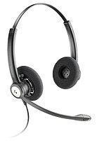 Plantronics Entera BNC [79181-12] (PL-HW121N) - Профессиональная телефонная гарнитура, QD, шумоподавление
