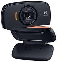 Logitech B525 Foldable Business Webcam [960-000842] - Web-камера, 2 Мп, USB, запись видео 720p