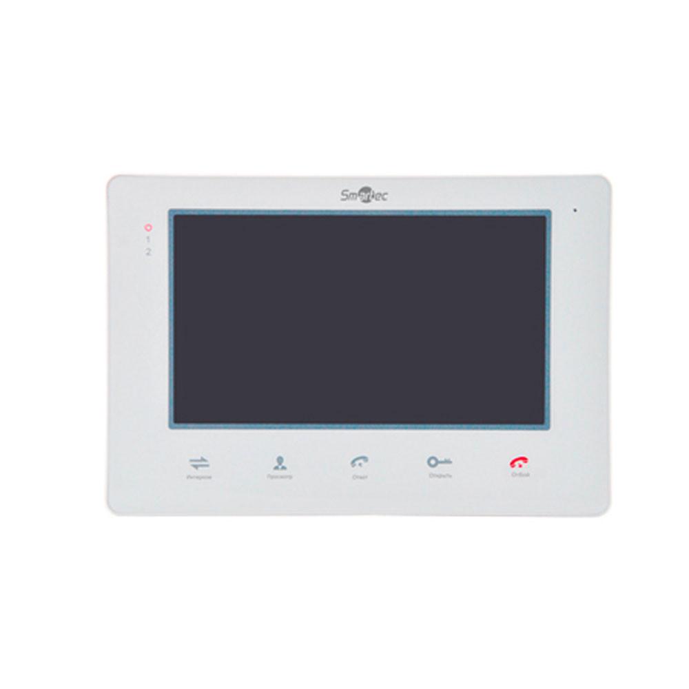 Монитор видеодомофона Smartec  ST-MS207M-WT