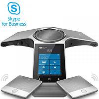 Yealink CP960 + 2×CPW90 Skype for Business - Комплект из SIP конференц телефона Yealink CP960 и 2 микрофонов