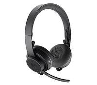 Logitech Zone Wireless MS Teams Headset [981-000854] - Bluetooth гарнитура с сертификацией MS Teams