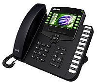 Akuvox SP-R67G - IP-телефон, 6 SIP линий, PoE, Gigabit Ethernet, цветной дисплей