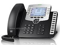 Akuvox SP-R59G - IP-телефон, 6 SIP линий, PoE, Gigabit Ethernet