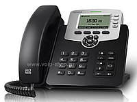 Akuvox SP-R53 - IP-телефон, 3 SIP линии, HD-звук