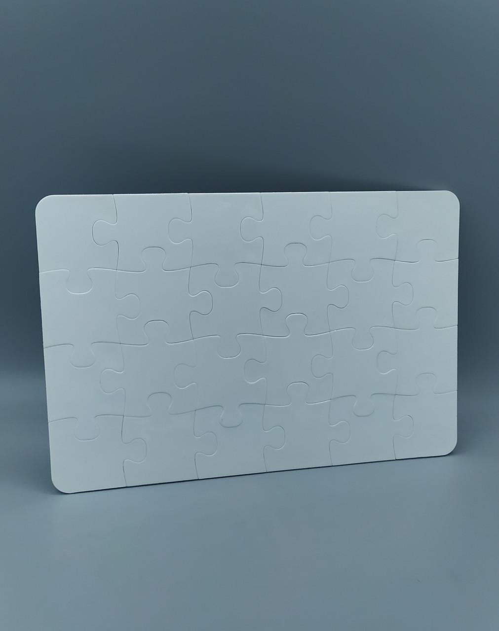 Пластиковый пазл для сублимации, А5