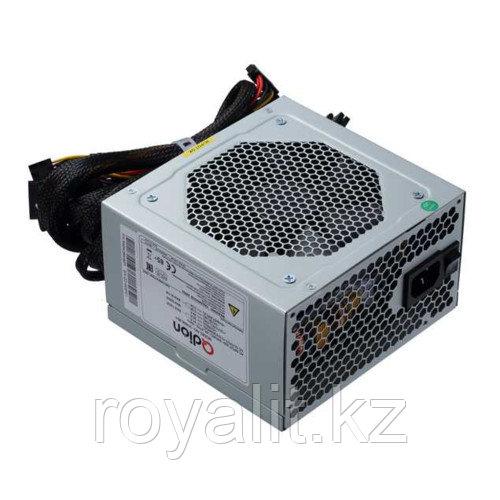 Блок питания Qdion QD650 85+, 650W, 12cm fan, Passive PFC, ATX