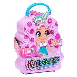 Кукла-загадка Hairdorables Арт вечеринка в непрозрачной упаковке