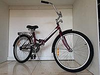 """Складной велосипед Десна 2500 24"""" колеса. Kaspi RED. Рассрочка."""