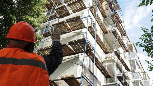 Капитальный и текущий ремонт зданий