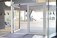Привод для автоматизации распашных дверей