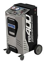 Станция автоматическая для заправки автомобильных кондиционеров TopAuto (Италия)