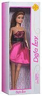 Кукла в коктейльном платье