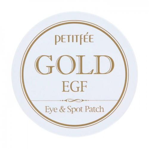 Патчи для глаз Petitfee Gold & EGF Eye & Spot Patch