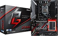 Геймерская Материнская плата Премиум Класса ASRock Z390 PHANTOM GAMING SLI Z390 Socket 1151 4xDDR4 (4300+ OC)