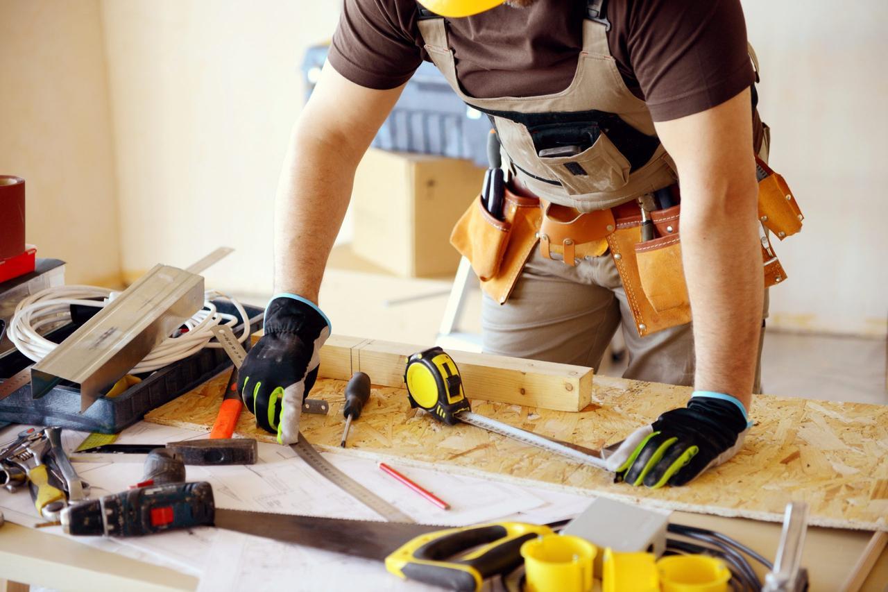 Строительно-ремонтные работы в выходные и праздничные дни