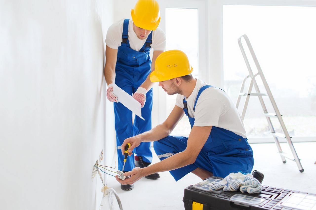 Строительные и монтажные работы