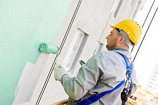 Фасадные работы в Нур-Султане