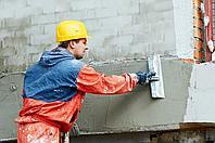 Фасадные работы здания