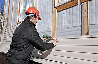 Фасадные работы под ключ