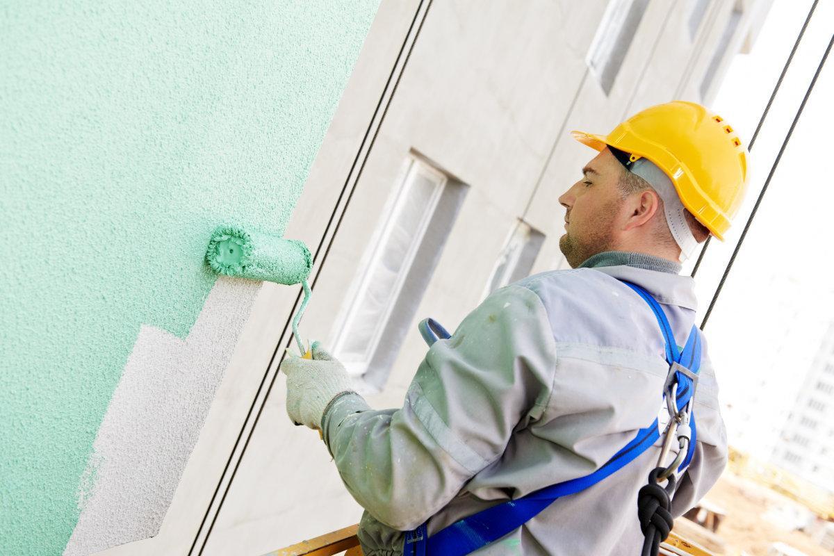 Монтаж фасадных панелей цена за работу