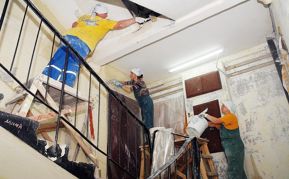 Текущий ремонт дома