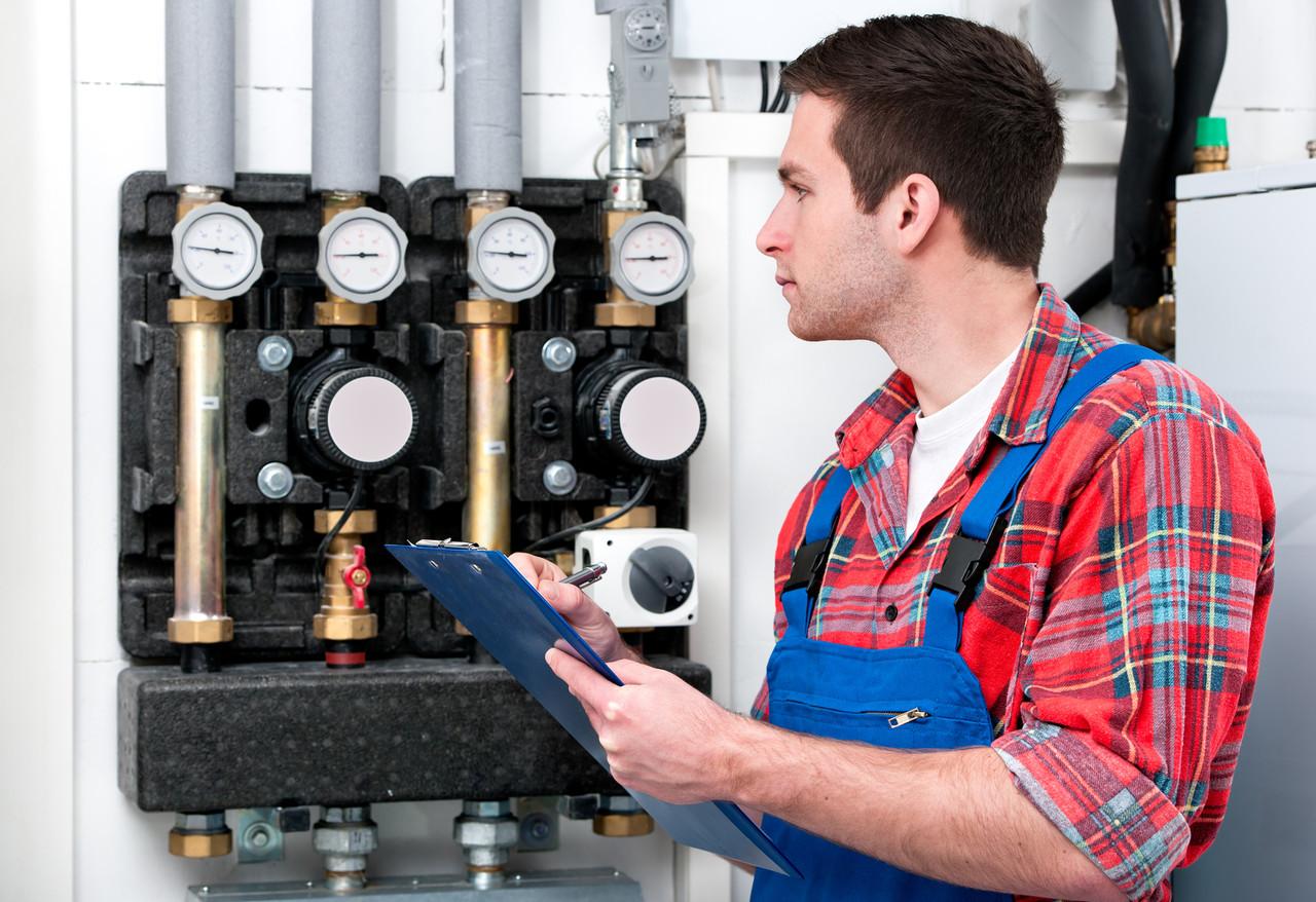 Обслуживание инженерных систем зданий и сооружений