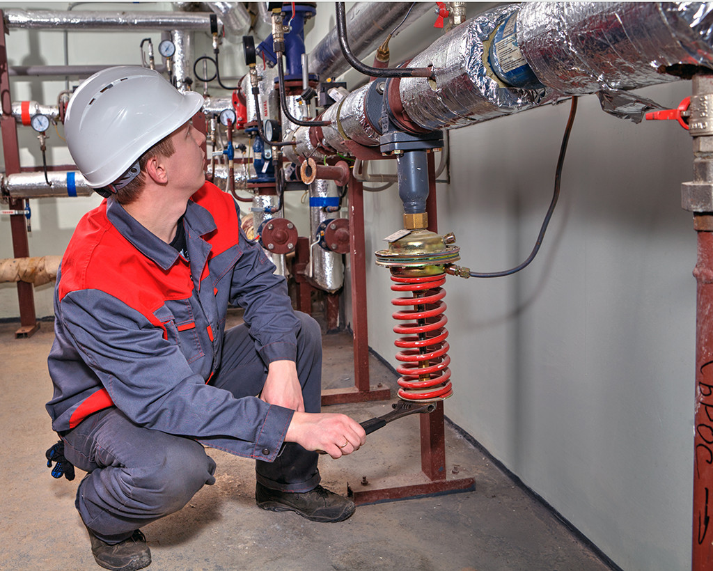 Монтаж и обслуживание систем вентиляции кондиционирования и отоплен