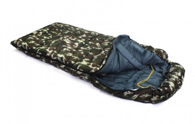 Спальный мешок-одеяло правый (Greenway, Казахстан) - фото 5