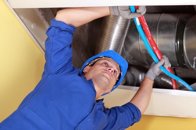 обслуживание систем вентиляции и кондиционирования цена