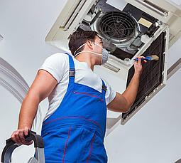 Техническое обслуживание систем вентиляции в Казахстане