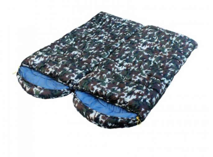 Спальный мешок-одеяло правый (Greenway, Казахстан) - фото 6