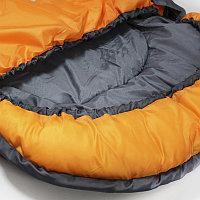 Спальный мешок-кокон, оранжевый (Greenway, Казахстан)