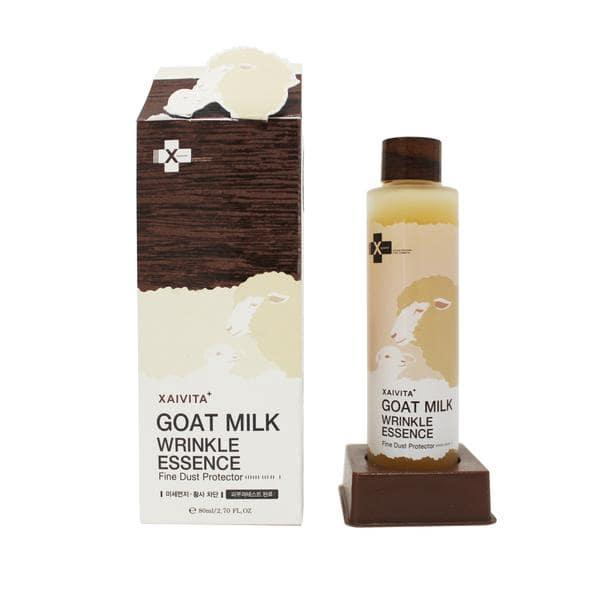 Эмульсия для лица Xaivita Goat Milk Wrinkle Emulsion