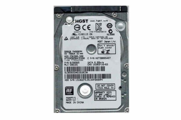 "Жесткий диск для ноутбука 500Gb Hitachi Travelstar, 8Mb 2.5"" 5400prm SATA3"