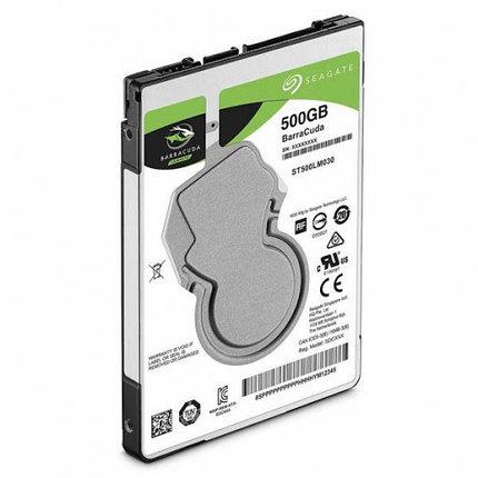 """Жесткий диск для ноутбука 500Gb Seagate SATA 6Gb/s 128Mb 2.5"""" 5400rpm, фото 2"""