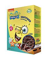 Завтраки Губка Боб в шоколадной глазури