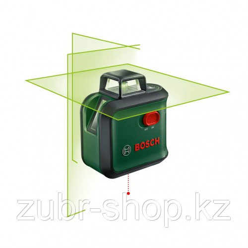 Лазерный нивелир Bosch AdvancedLevel 360 Basic (0603663B03)