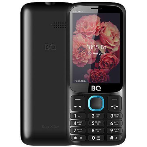 Мобильный телефон BQ 3590 Step XXL+ Black+Blue