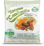 """Конфеты Умные сладости """"ассорти"""" 210 гр"""