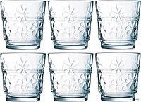 Набор стаканов Luminarc Funny flowers низкие (6 штук), фото 1