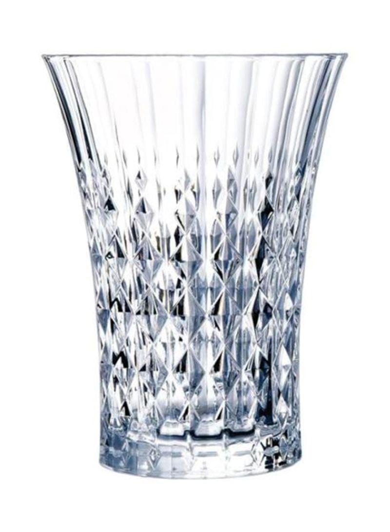 Набор хрустальных стаканов Lady Diamond 280 мл (6 штук)