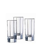 Набор стаканов Luminarc Octime 3 штуки