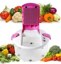 Набор аксессуаров для резки овощей и салатов Multi Salad Chef, фото 3