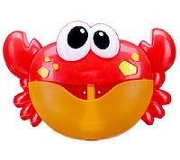"""Игрушка для ванной """"Краб"""", со звуковыми эффектами"""