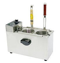 Макароноварка электрическая настольная Kocateq ESWBT4L с 2 порционными корзинами