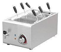 Макароноварка электрическая настольная Kocateq 4CP с 1 ванной 10 л