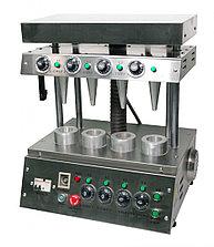 Термопресс для 4 коно-пицц Kocateq PAC4A