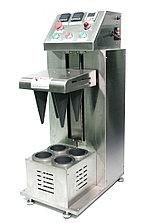 Термопресс для 4 коно-пицц Kocateq PAC2*2